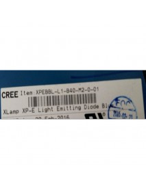 Cree XP-E2 B4 M2 Blue 470nm LED Emitter (1 pc)