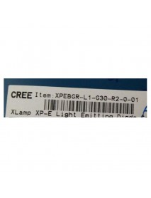 Cree XP-E2 R2 G3 530nm Green LED Emitter (1 pc)