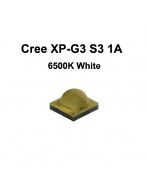 Cree XP-G3 S3 1A White 6500K LED Emitter - 1 pc