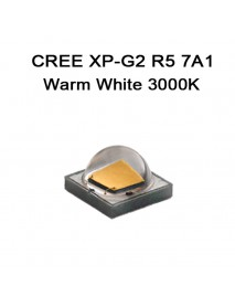 CREE XP-G2 R5 7A1 Warm White 3000K LED Emitter ( 1 pc )