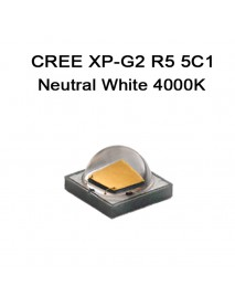 CREE XP-G2 R5 5C1 Neutral White 4000K LED Emitter ( 1 pc )