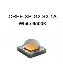 CREE XP-G2 S3 1A White 6500K LED Emitter ( 1 pc )