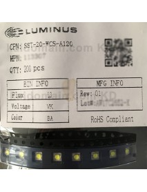 Luminus SST-20 L3 BA White 6500K LED Emitter - 1 pc