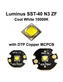 Luminus SST-40 N3 ZF Cool White 10000K LED Emitter (1 pc)
