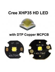 Cree XLamp XHP35 HD 13W 12V 1050mA 1800 Lumens 3535 LED Emitter (1 PC)
