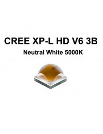Cree XP-L HD V6 3B Neutral White 5000K LED Emitter (1 pc)