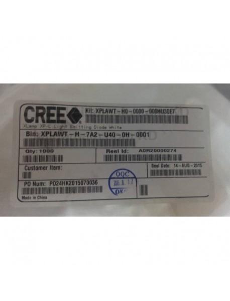 Cree XP-L HI U4 7A2 Warm White 3000K-3500K LED Emitter (1 pc)