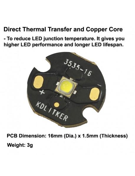 Samsung LH351B LED Emitter (1 PC)