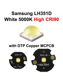 Samsung LH351D Neutral White 5000K High CRI90 LED Emitter (SPHWHTL3DA0GF4RTS6)