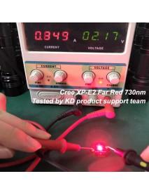 Cree XP-E2 28 F2 Far Red 730nm LED Emitter (1 pc)