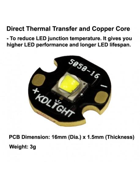 Luminus SST-40 N4 AD White 7500K LED Emitter - 1 pc