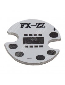 FX-ZZ 16mm (Dia.) x 1mm(T) Aluminum PCB for Cree XM-L Color ( 2 pcs )