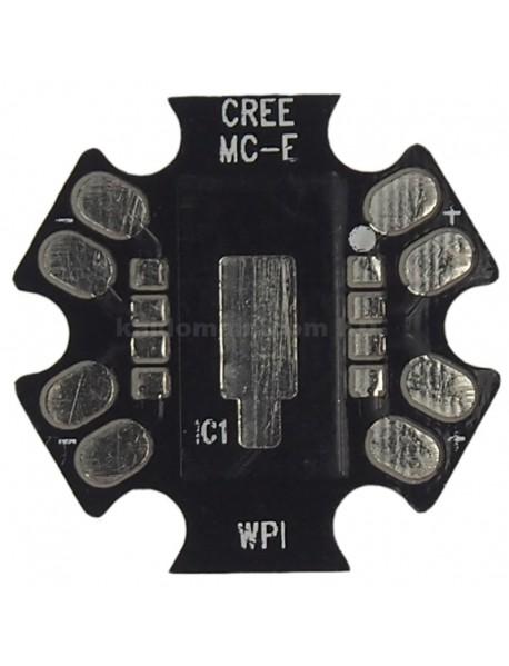 20mm(D) x 1.7mm(T) Aluminum Base Plate for Cree MC-E (10 pcs)
