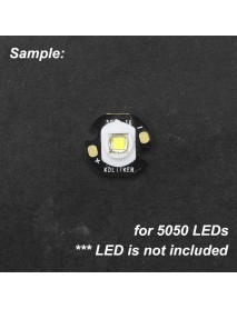 5050 LED Gaskets for 7mm Reflector Hole 11mm (L) x 8.2mm (W) (5 pcs)