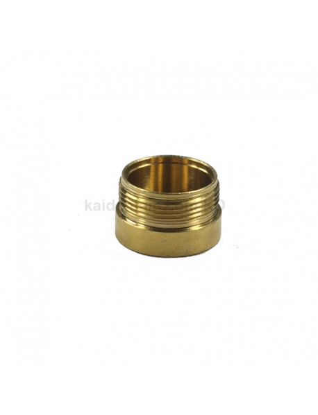 DIY 21.8mm x 13mm Brass Driver Pillar Set for HS-802 LED Flashlights ( 1 pc )
