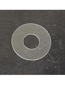 16mm Transparent Plastic Insulation Gaskets (5 pcs)