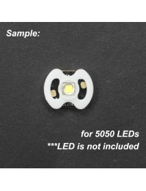 5050 LED Gaskets for 8.5mm Reflector Hole (5 PCS)