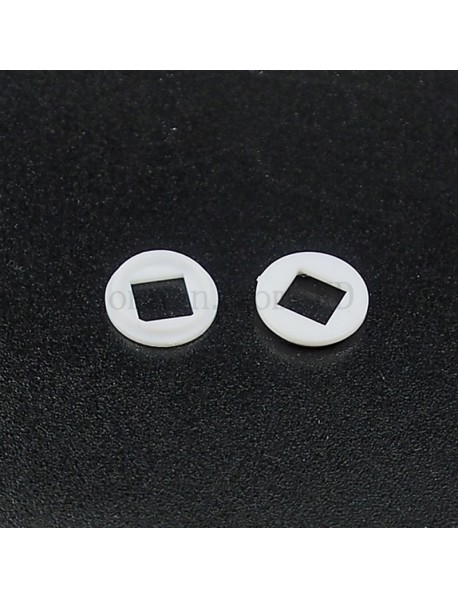 5050 LED Gaskets for 9mm Reflector Hole (5 pcs)