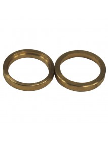 KT2022 20mm (Inner) to 22mm (External) Brass Ring Driver Adapter for 20mm Circuit Board (2 pcs)