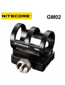 NiteCore GM02 Gun Mount Suitable for SRT6 SRT7 MT25 MT26 MH25