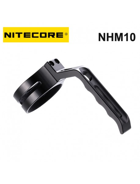 NiteCore NHM10 Handle Mount Kit Fits the TM11 / TM15 / TM26 / TM36 Flashlight