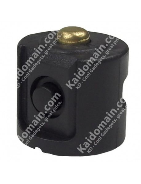 22mm (D) Flashlight Switch with 3.5mm Power Charging Port (1 pc)