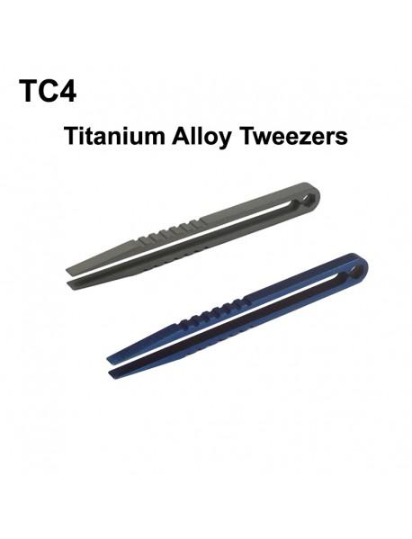 EDC TC4 Titanium Alloy Tweezers