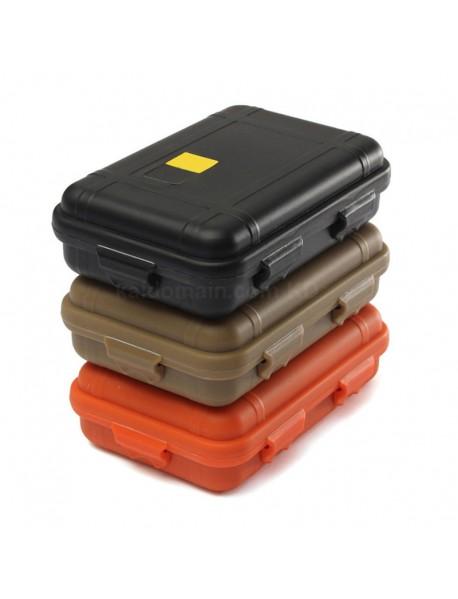 165mm (L) x 105mm (W) Waterproof Storage Box