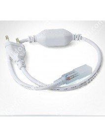 MIORON 220V Connector for SMD 5050 LED Light Strip