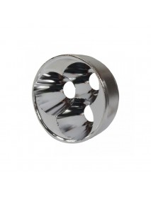 40mm(D) x 20mm(H) SMO Aluminum Reflector for 3 x Cree XM-L (1 pc)