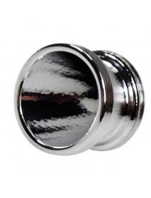 12.8mm(D) x 10mm(H) Light OP Aluminum Reflector (1 pc)