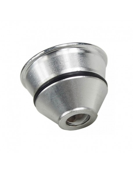 19.3mm (D) x 13.4mm (H) Light OP Aluminum Reflector (1 PC)