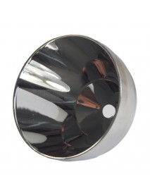 60.8mm (D) x 45.4mm (H) SMO Aluminum Reflector for Cree XM-L (1 PC)