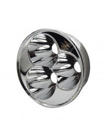 51mm(D) x 17.5mm(H) SMO Aluminum Reflector for 3 x Cree XM-L