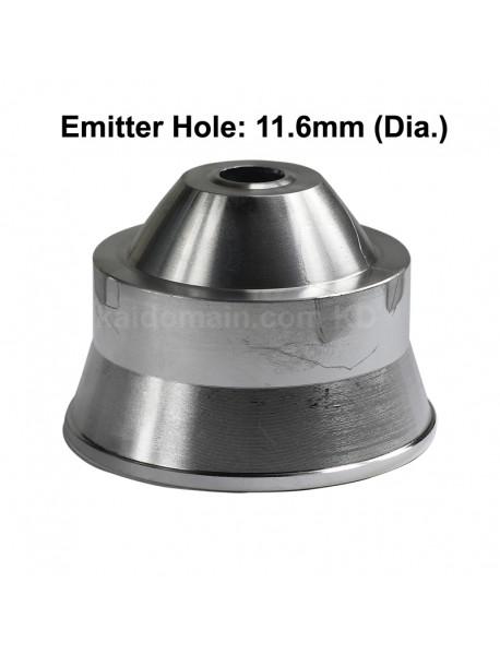67.5mm(D) x 48mm(H) SMO Aluminum Reflector