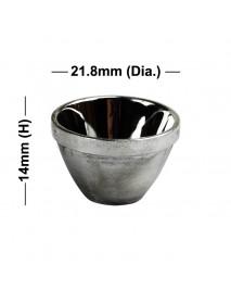 21.8mm (D) x 14mm (H) SMO Aluminum Reflector (1 PC)