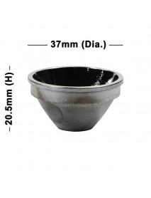 37mm(D) x 20.5mm(H) OP Aluminum Reflector