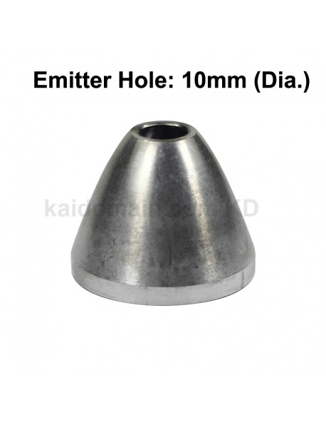 39.5mm(D) x 31.2mm(H) SMO / OP Aluminum Reflector for Cree XHP70