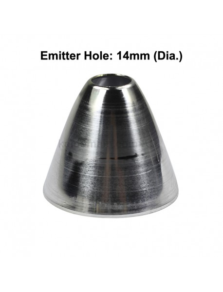 48.3mm(D) x 42mm(H) SMO Aluminum Reflector (Thin version)