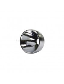 20mm(D) x 15mm(H) OP Aluminum Reflector for Cree XR-E Q5