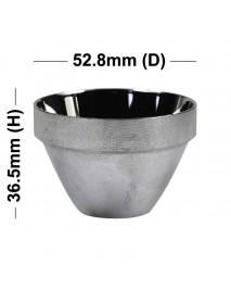 52.8mm(D) x 36.5mm(H) SMO Aluminum Reflector