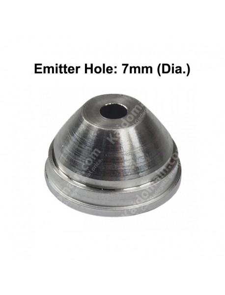 29.5mm(D) x 19mm(H) OP Aluminum Reflector
