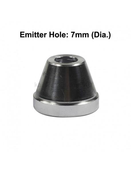 20.2mm(D) x 15mm(H) OP Aluminum Reflector for CREE XM-L