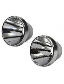 20.2mm(D) x 15mm(H) SMO / OP Aluminum Reflector for CREE XM-L