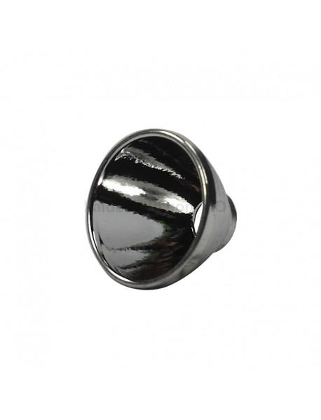 18mm(D) x 12mm(H) OP Aluminum Reflector for CREE XP series