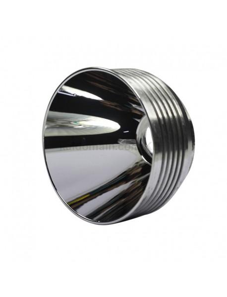 53mm (D) x 32mm (H) SMO Aluminum Reflector
