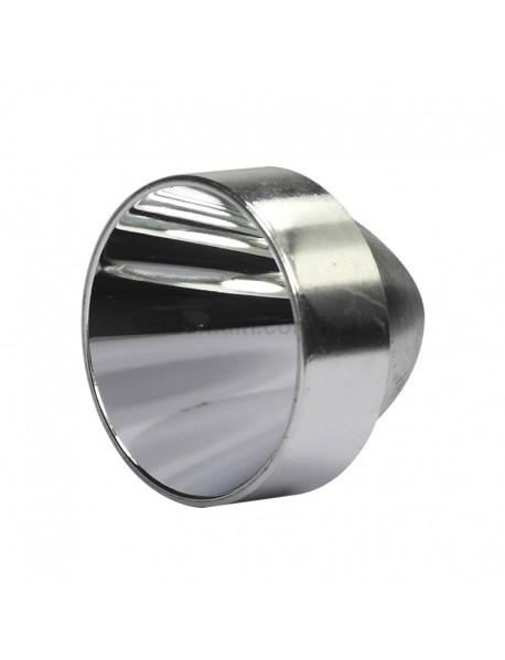 27.7mm (D) x 23.6mm (H) SMO Aluminum Reflector for Cree XP-L