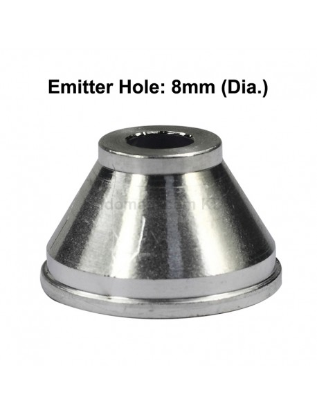 29.5mm (D) x 18.1mm (H) SMO Aluminum Reflector for Cree XM-L