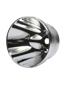 60mm (D) x 50mm (H) SMO / OP Aluminum Reflector
