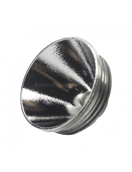 52.7mm (D) x 32mm (H) OP Aluminum Reflector